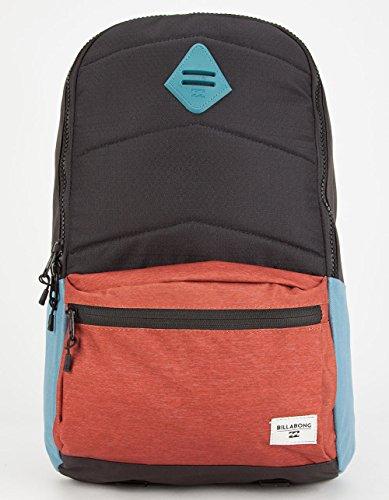 Billabong Men's Atom Backpack, Coral, One (Atom Backpack Billabong)