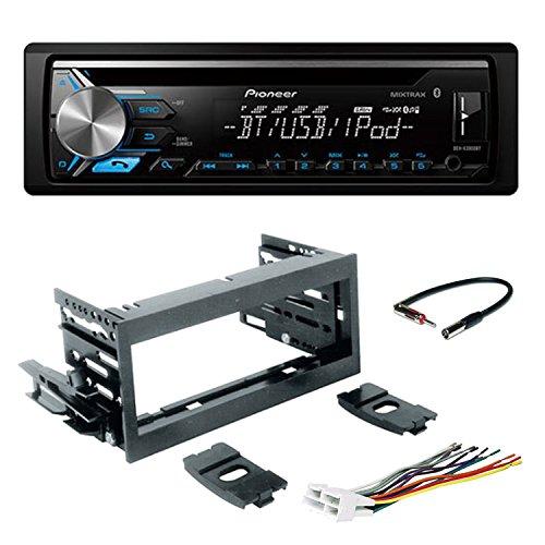 Pioneer DEH-X3900BT Single DIN Bluetooth In-Dash CD/AM/FM...