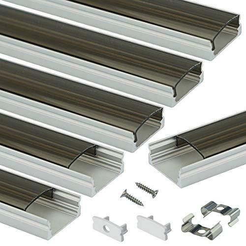 Aluminum Led Light Strip Housings in US - 6