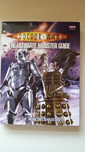 Dr. Who : The Ultimate Monster Guide