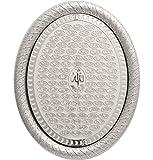 Gunes Islamic Gift Acrylic Decor Oval Plaque 9 x 11.8in Esma Asma 99 Names of Allah 0389