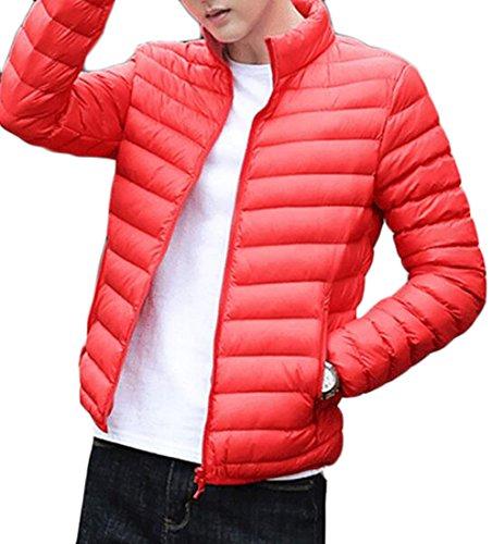 Lightweight Casual Winter Jacket Ultra 1 Men Warm today Down UK pwq76HHY