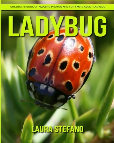 Ladybug: Children's Book of Amazing Photos and Fun Facts about Ladybug
