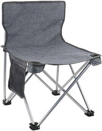 Portable Pliable Mini Chaise Léger Camping Randonnée Voyage
