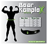 Bear-KompleX-Weightlifting-belt-for-Powerlifting-Cross-Training-Squats-Weights-and-more-Low-profile-velcro-with-super-firm-back-for-maximum-stability-and-exceptional-comfort-Easily-Adjustable