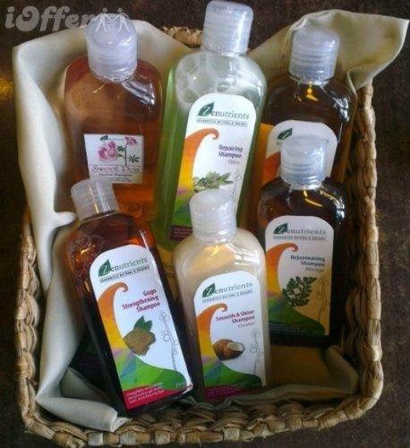 UPC 113439062577, Zenutrients Organic Gugo Strengthening Shampoo 500ml