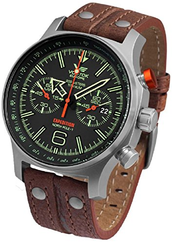 Vostok Europe Expedition North Pole 1 Titan Men's Watch 6S21/595H299
