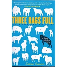 Three Bags Full a Sheep Detective Mystery; Large Print by Leonie Swann (2005-08-01)