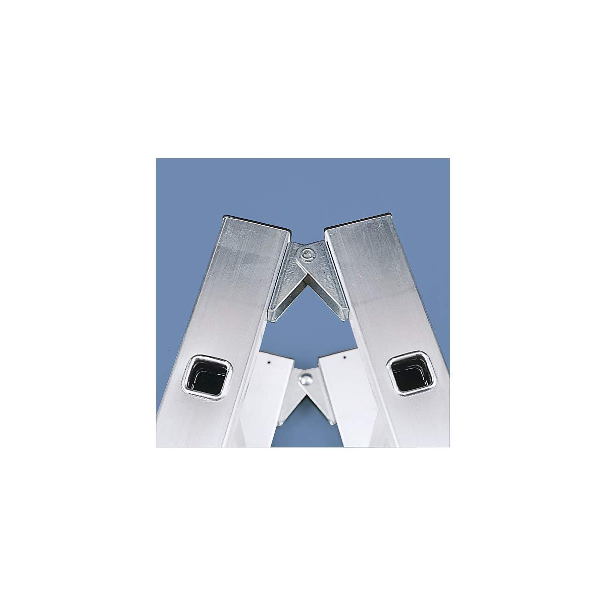 ZARGES LM-Stehleiter 2 x 10 Sprossen Z600