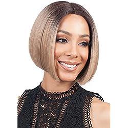 Bobbi Boss Lace Front Wig MLF126 Lyna (1B)