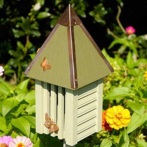 하트 우드 플러터 비 나비 하우스에서 셀러리/Heartwood Flutterbye Butterfly House in Celery