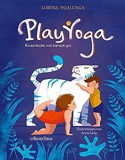 Good Morning Yoga: Relaxing Poses for Children Play Yoga ...