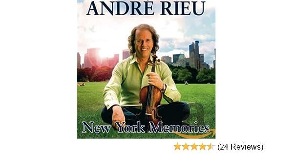 Rieu Andre New York Memories Amazon Com Music
