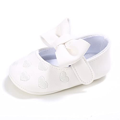 fd3997e3de239 ESTAMICO Bébé Fille Chaussures en Cuir