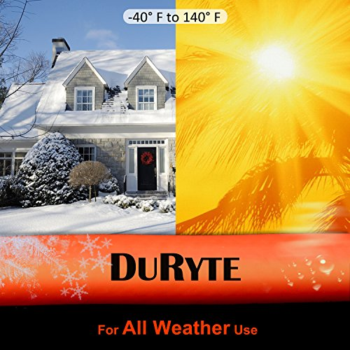 DuRyte Pro Retractable Air Hose Reel with Excellent Optional-Position Lock Mechanism and 3/8-Inch by 50-Feet Hybrid Hose, Max. 300 PSI by DuRyte (Image #4)