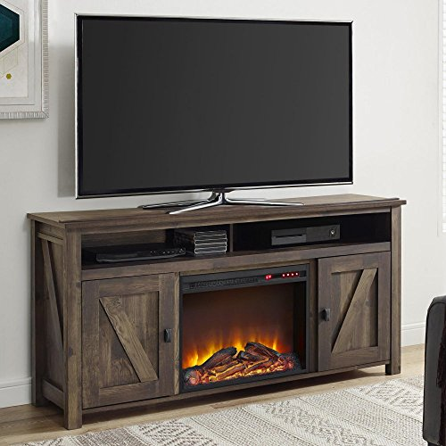 Altra Furniture Farmington 60 TV Stand Media Center