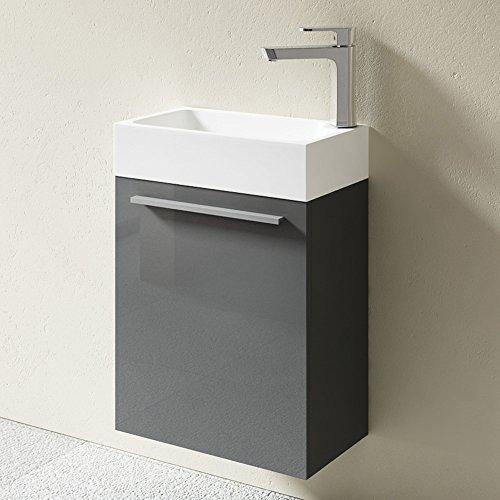 Meuble de salle de bains petite vasque avec meuble sous vasque