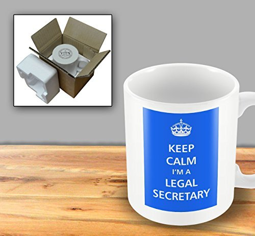 Keep Calm - I'm A Legal Secretary by The Victorian Printing Company - Victorian Secretary