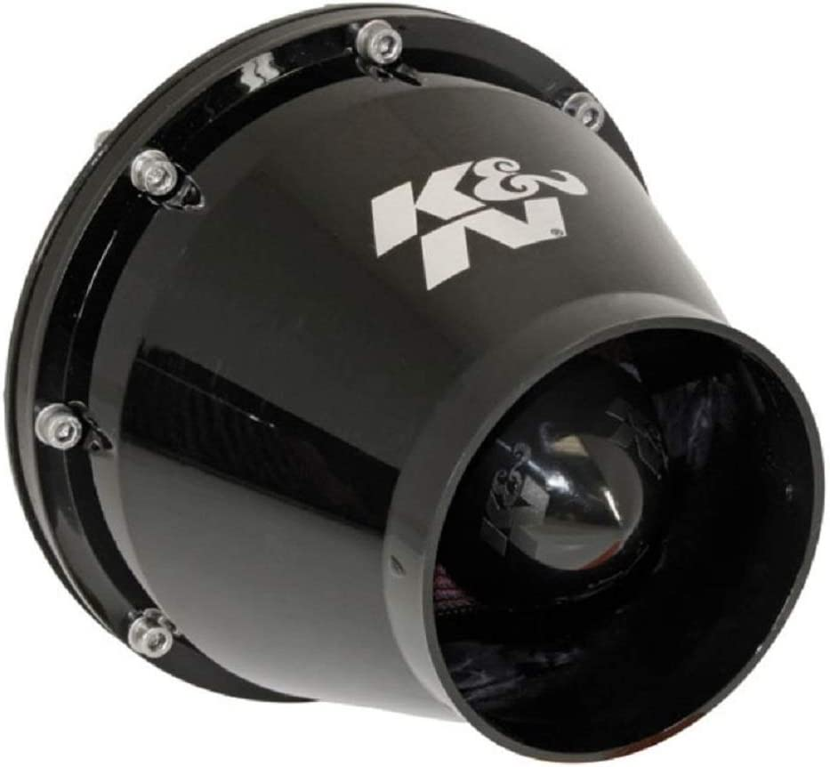 K&N Cold Air Intake Kit: High Performance, Guaranteed to Increase Horsepower: 50-State Legal: 2002-2006 MINI (Cooper S)57A-6006