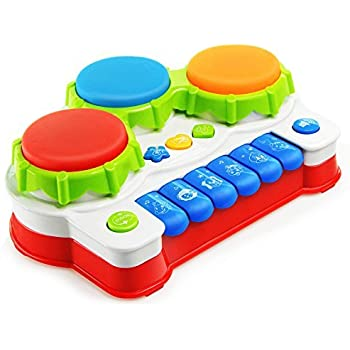 Amazon.com: VTech Sing and Discover Story Piano: Toys & Games