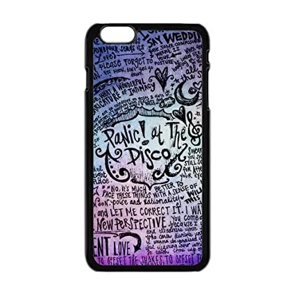 watch da9c9 6d943 Personalized iPhone 6 Case, Panic At The Disco iPhone: Amazon.in ...