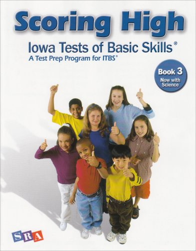 Scoring High: Iowa Test of Basic Skills: Book 3