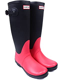 Womens Original Short, Bottes de Pluie Femme, Rouge (Military Red Mlr), 43 EUHunter