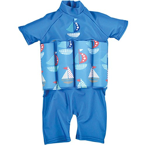 (Splash About Collections UV (SPF50+) Sun Protection Float Suit with Adjustable Buoyancy (Chest: 56 cm & Length: 40 cm))