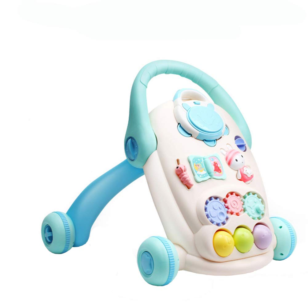 Andador para bebé con carro para tanque de agua con música ...