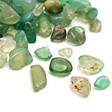 Best Garden Tools 50g Natural Dong ling Jade Gravel Crystal Stone Rock Specimen Chip Healing Gem Aquarium Fish Tank Materials Decor Stone Crafts