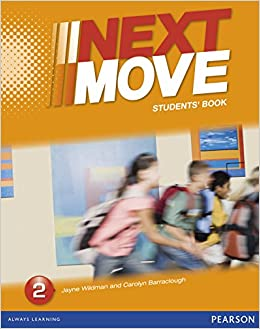 Next Move Spain 2 Students Book - 9781447974574: Amazon.es ...