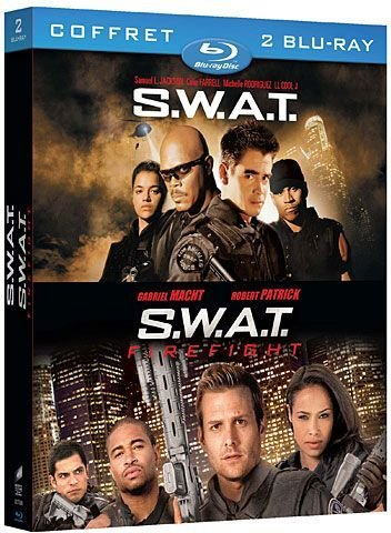 S.W.A.T. unité d'élite + S.W.A.T. 2 : Fire Fight [Blu-ray]