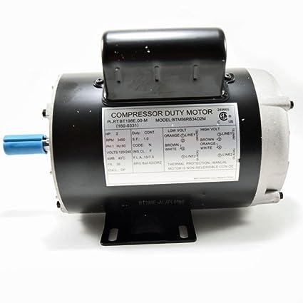 Kobalt (Coleman) 160 – 0264 Compresor De Aire Motor