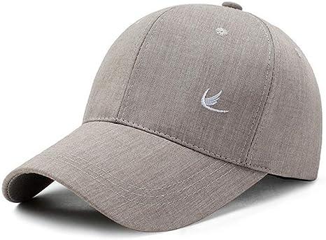 Vinteen Sombrero de lona de color sólido Sombrero de hip hop ...
