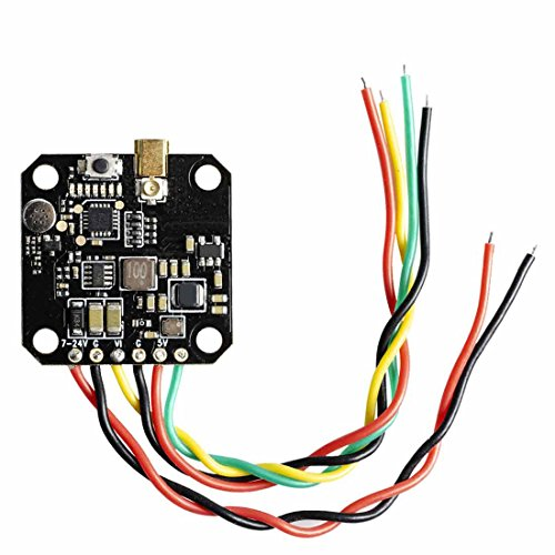 (AKK FX3-ultimate 5.8GHz 25mW/200mW/400mW/600mW Switchable Mini VTX Support OSD Configuring via Betaflight)