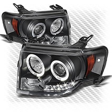 2009 Ford Escape Headlight Bulb Type