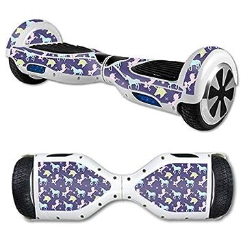 Amazon.com: MightySkins carcasa para Self Balancing Mini ...