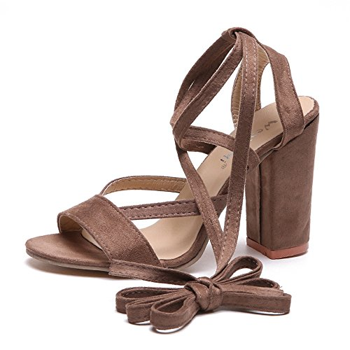 3ef4a506aeaa60 pit4tk Women Sandals Summer Sexy High Heels Sandals for Women Opean Toe  Women Summer Shoes(