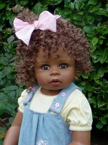 Masterpiece Dolls Jordyn Brunette By Monika Levenig Full