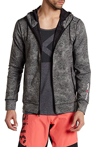 Reebok Mens Long Sleeve Pullover - 9