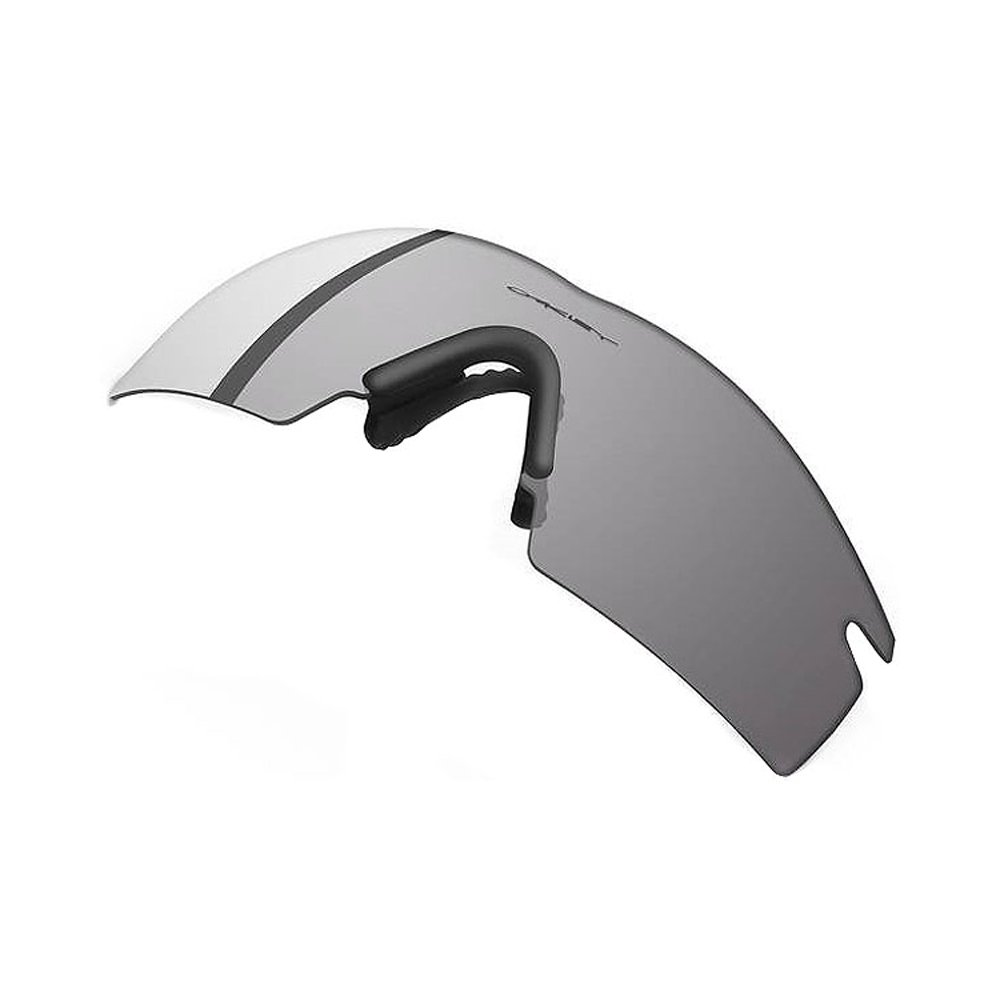 Oakley M Frame Replacement Lenses,Grey,one size