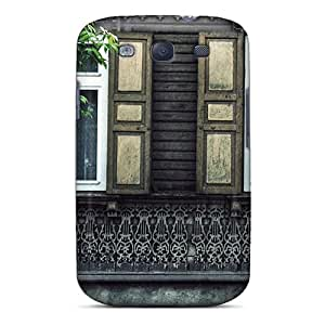 Hot BuFDBNt5863lmPac Case Cover Protector For Galaxy S3- Old But Never Forgotten Vii