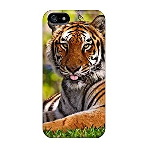 Top Quality Protection Beautiful Bengal Tiger For HTC One M7 Phone Case Cover