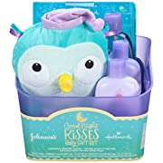 Johnson's Bedtime Good-Night Kisses Baby Gift Set, 5 Items