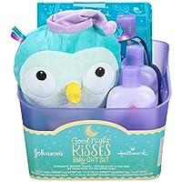 Johnson's Bedtime Good-Night Kisses Baby Gift Set, 5 Items