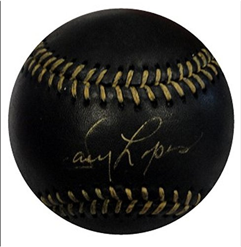 Davey Lopes Signed Autographed Major League Black Baseball Los Angeles Dodgers ()