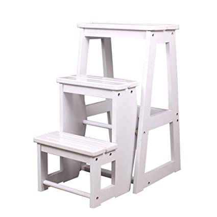 Amazoncom Step Stool Kitchen 300 Lb Capacity Folding For Adult