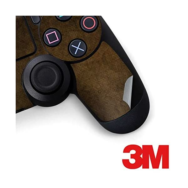 Skinit Decal Gaming Skin for PS4 Pro/Slim Controller - Officially Licensed Tate and Co. Steampunk & Gear Dragonfly Design 5