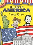 All About America: Facts & Fun (Dover Little Activity Books)