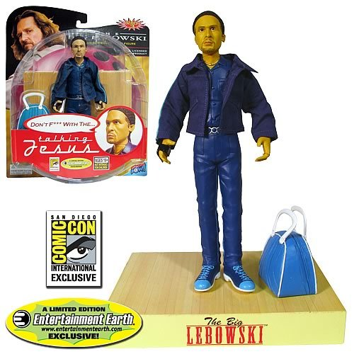 Big Lebowski Talking Jesus Action Figure - EE SDCC Exclusive
